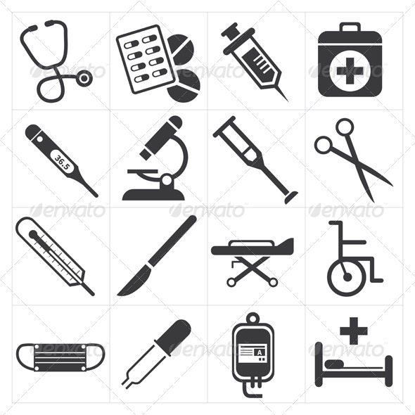 GraphicRiver Icon Medical 8255281