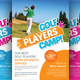 Golf Club Flyers Bundle Template - GraphicRiver Item for Sale