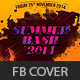 Summer Party FB Cover - GraphicRiver Item for Sale
