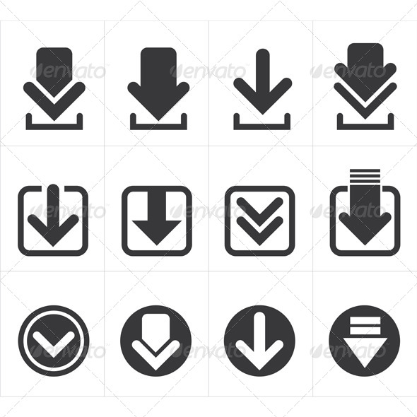 GraphicRiver Download Icons 8295090
