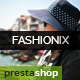 Fashionix - Premium PrestaShop Theme + Blog - ThemeForest Item for Sale