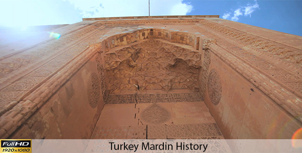 Turkey Mardin History Madrasa Chain