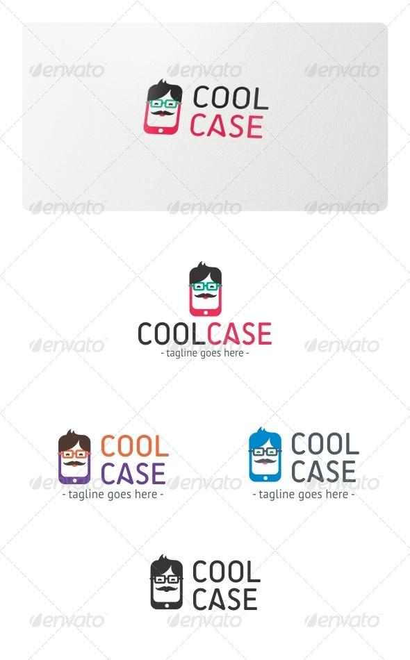 GraphicRiver Cool Case Logo 8295781