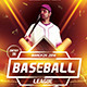 Baseball Flyer Template  - GraphicRiver Item for Sale