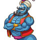 Cartoon Genie - GraphicRiver Item for Sale