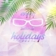 Enjoy Summer Holidays - GraphicRiver Item for Sale