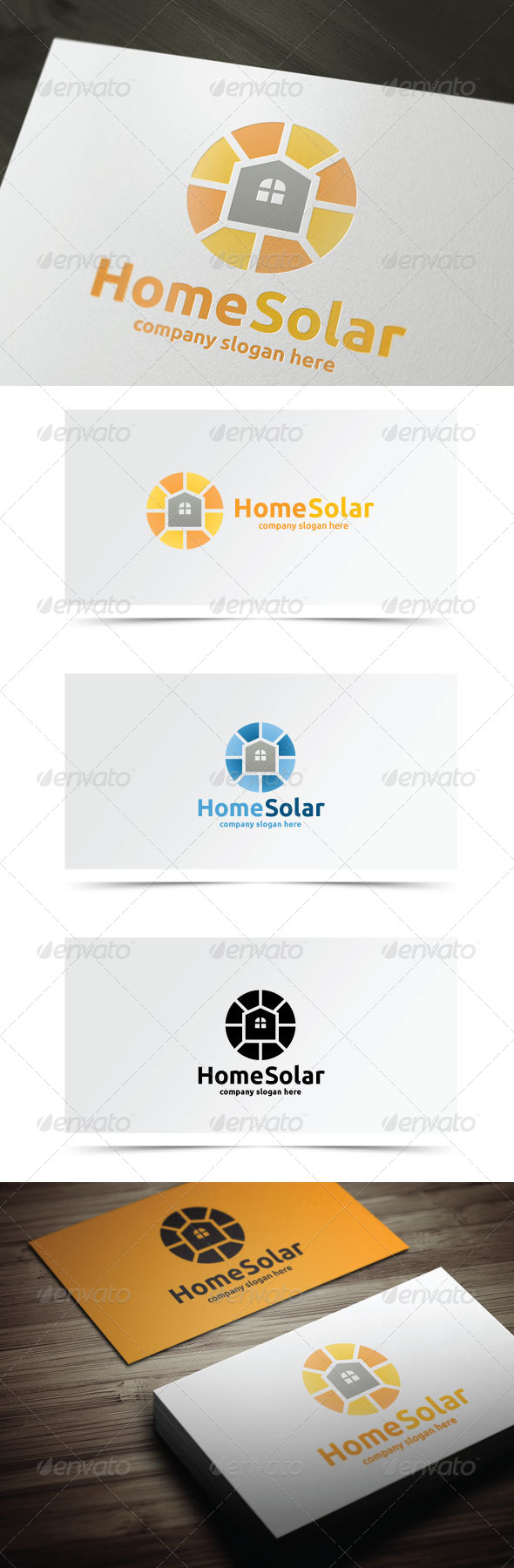 GraphicRiver Home Solar 8296203