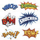 Comicbook Words - GraphicRiver Item for Sale