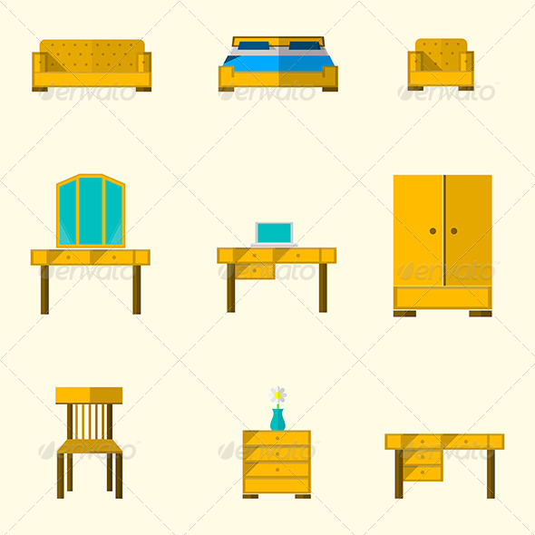 GraphicRiver Icon for Furniture 8296446