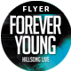 Hillsong Forever Young | Flyer - GraphicRiver Item for Sale