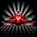 Formula 1 Red Race Car - PhotoDune Item for Sale