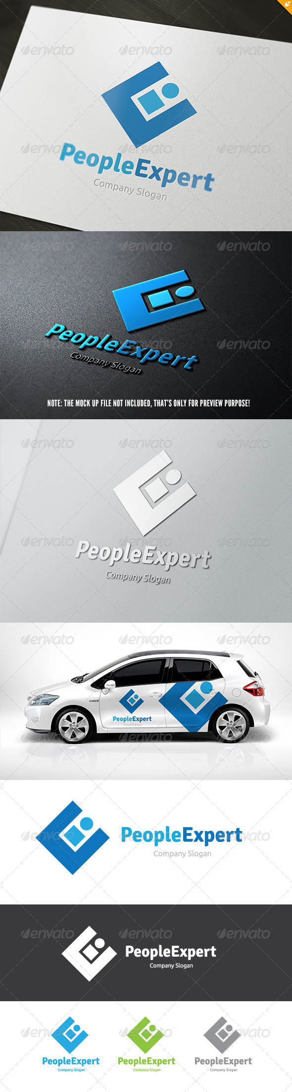 GraphicRiver People Expert 8296577