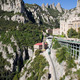 Montserrat Mountains Rack Railway in Catalonia - PhotoDune Item for Sale