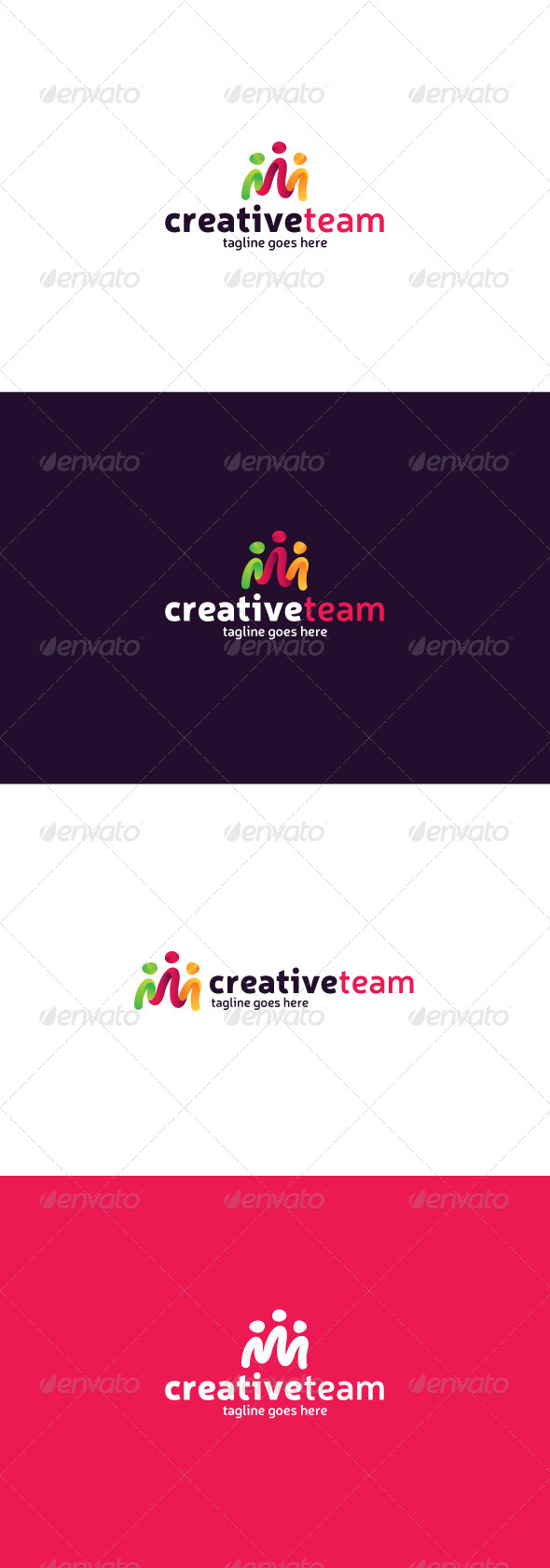 GraphicRiver Creative Team Logo 8296838