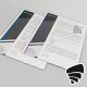 Corporate Letterhead 01 - GraphicRiver Item for Sale