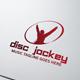 Disc Jockey Logo - GraphicRiver Item for Sale