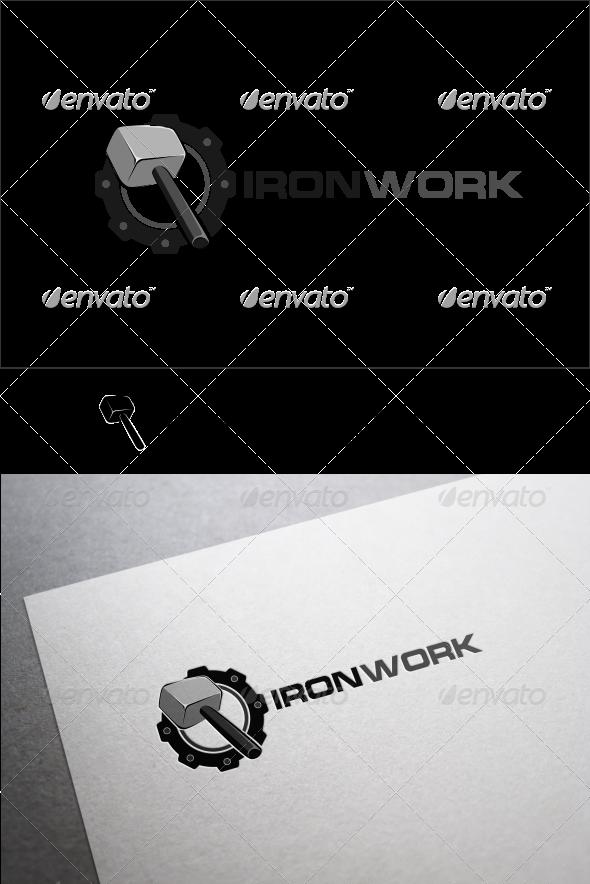 GraphicRiver Iron Work 8301399
