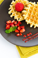 Belgium waffles - PhotoDune Item for Sale