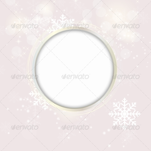 GraphicRiver Abstract Christmas and New Year Background 8302395