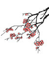 Chinese painting of plum blossom - PhotoDune Item for Sale