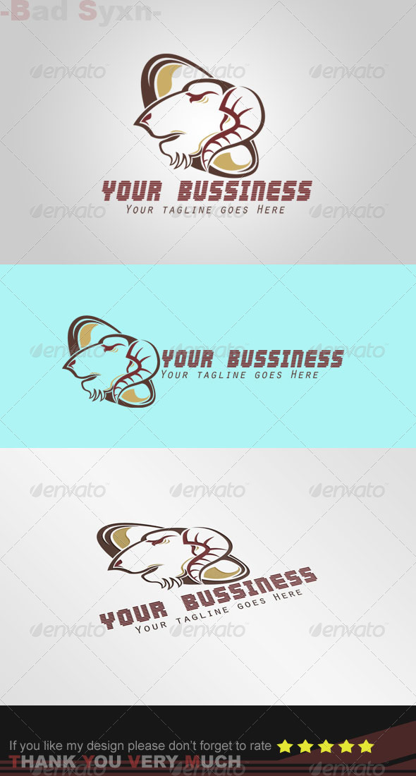 GraphicRiver Sandness Logo Template 8303015