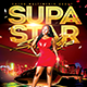 Supa Star Saturdays - GraphicRiver Item for Sale