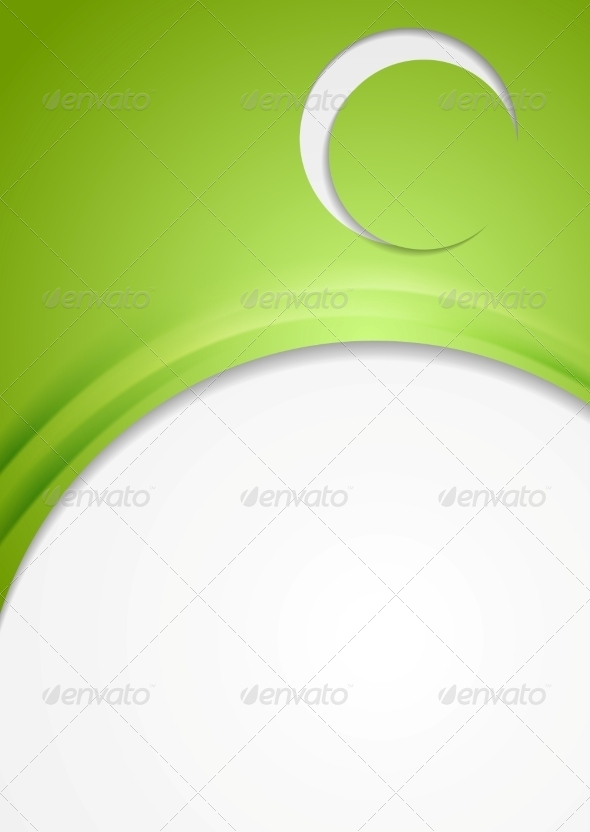 Concept Abstract Vector Background