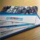 Corporate Business Card - RA43 - GraphicRiver Item for Sale