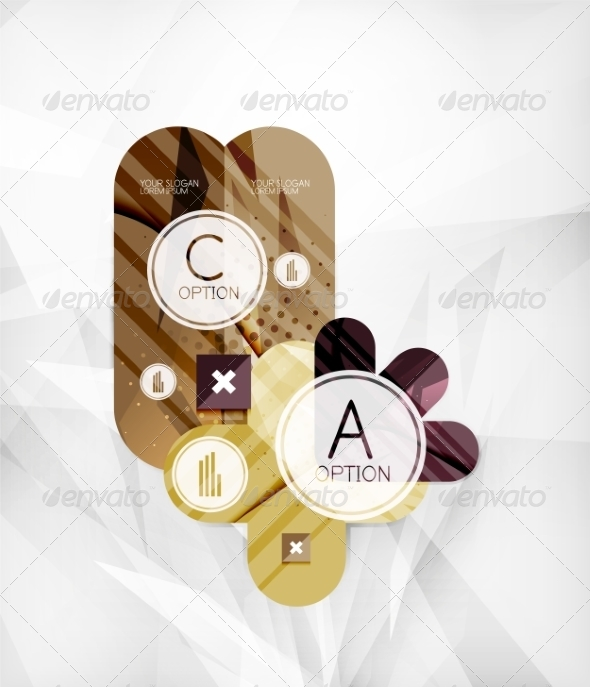 GraphicRiver Modern Infographic Option Layout 8310815
