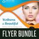 3 in 1 Spa Wellness Flyers Bundle 09 - GraphicRiver Item for Sale