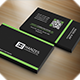 Simple Professional Business Card - GraphicRiver Item for Sale