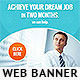 Best Job Web Banner Design - GraphicRiver Item for Sale