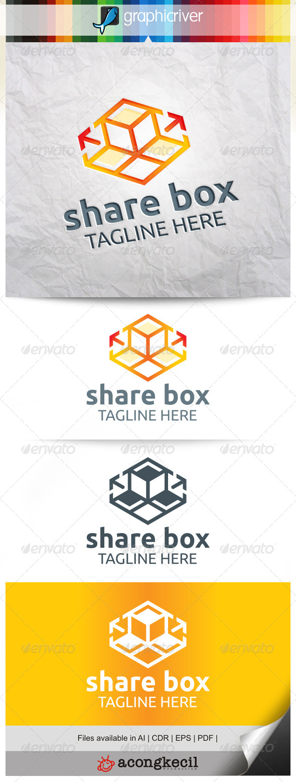 GraphicRiver Box Share V.4 8314313
