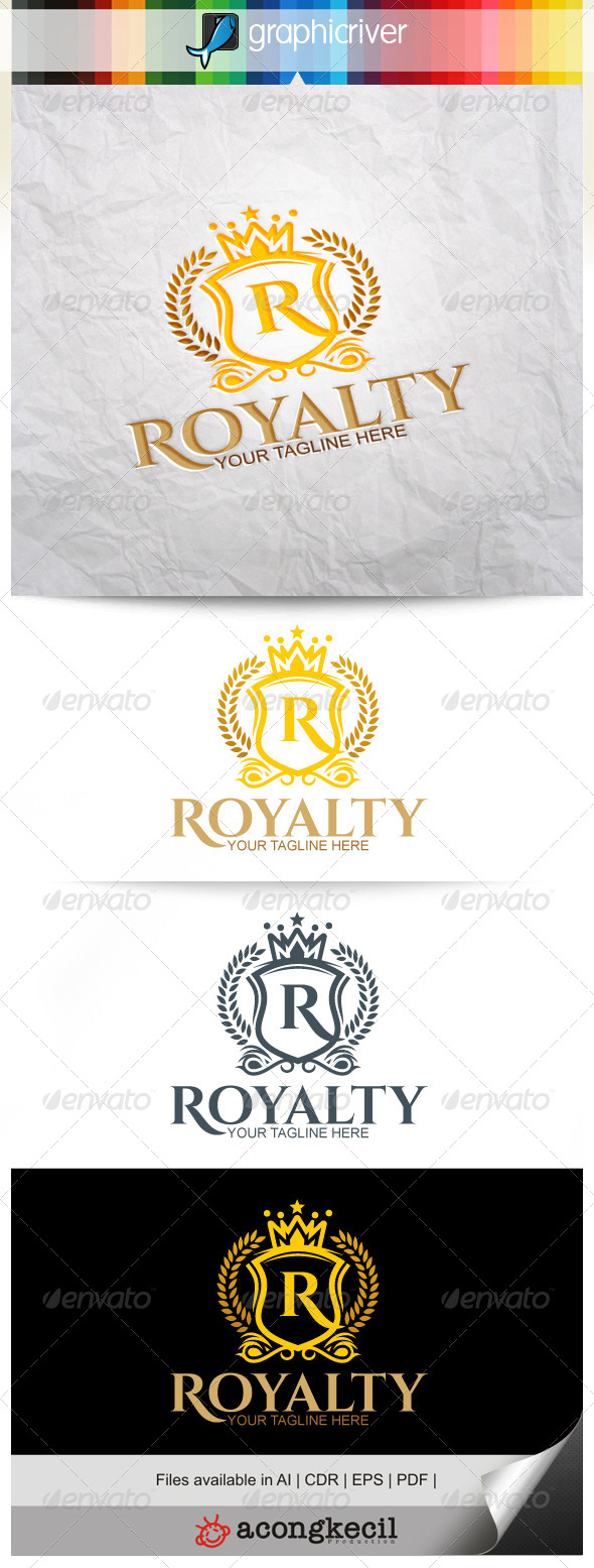 GraphicRiver Royalty 8314342
