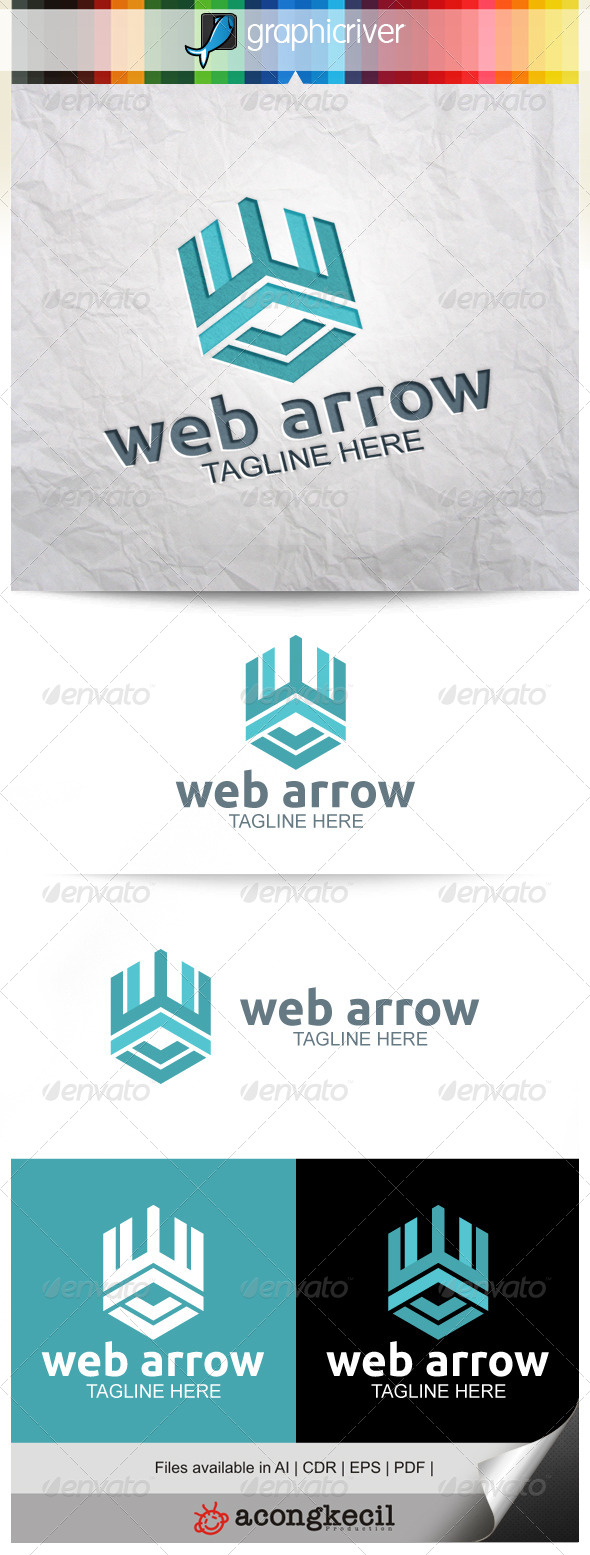 GraphicRiver Web Arrow 8314390