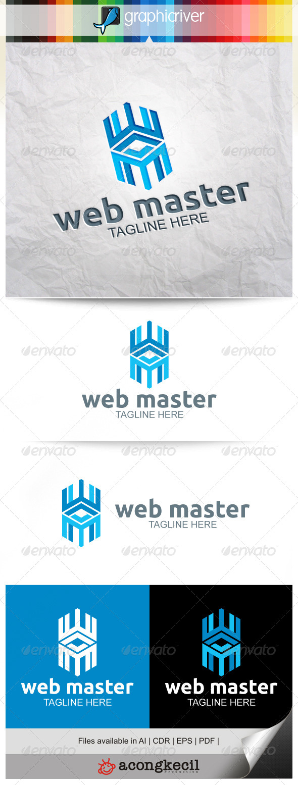 GraphicRiver Web Master V.1 8314394