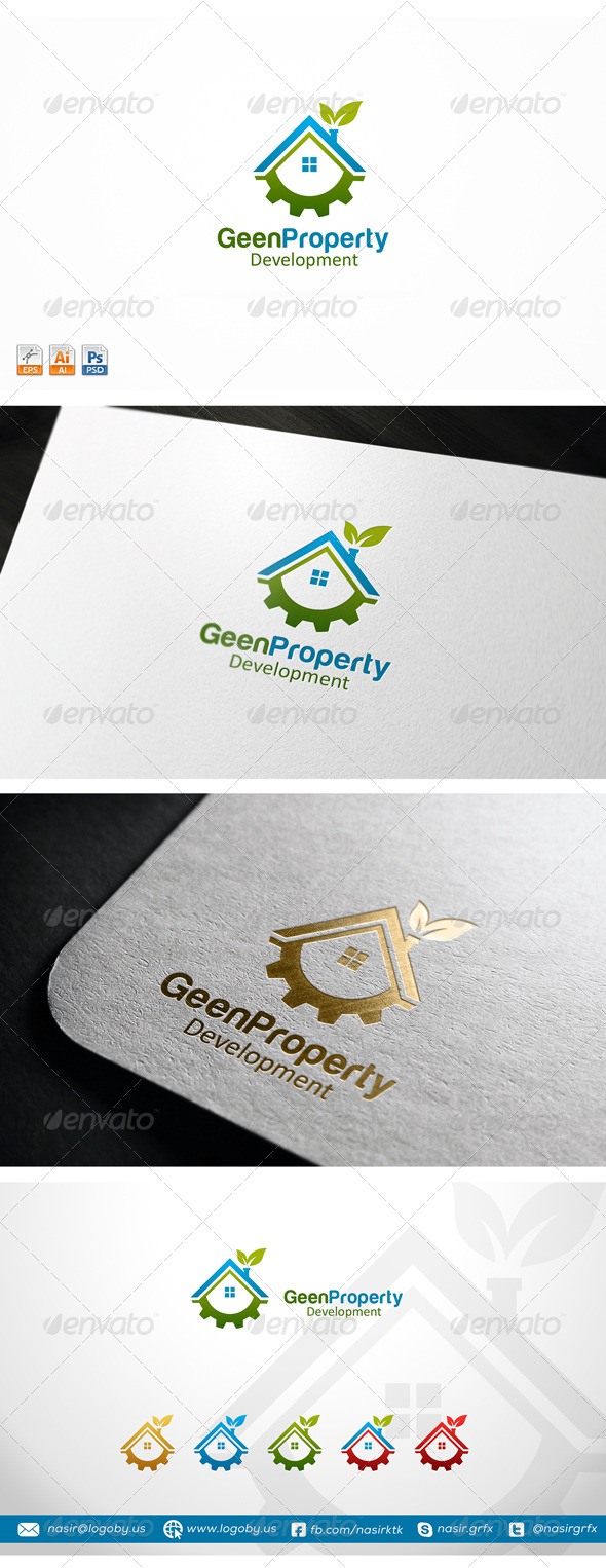 GraphicRiver Property Development 8314492