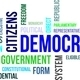 word cloud - democracy - PhotoDune Item for Sale