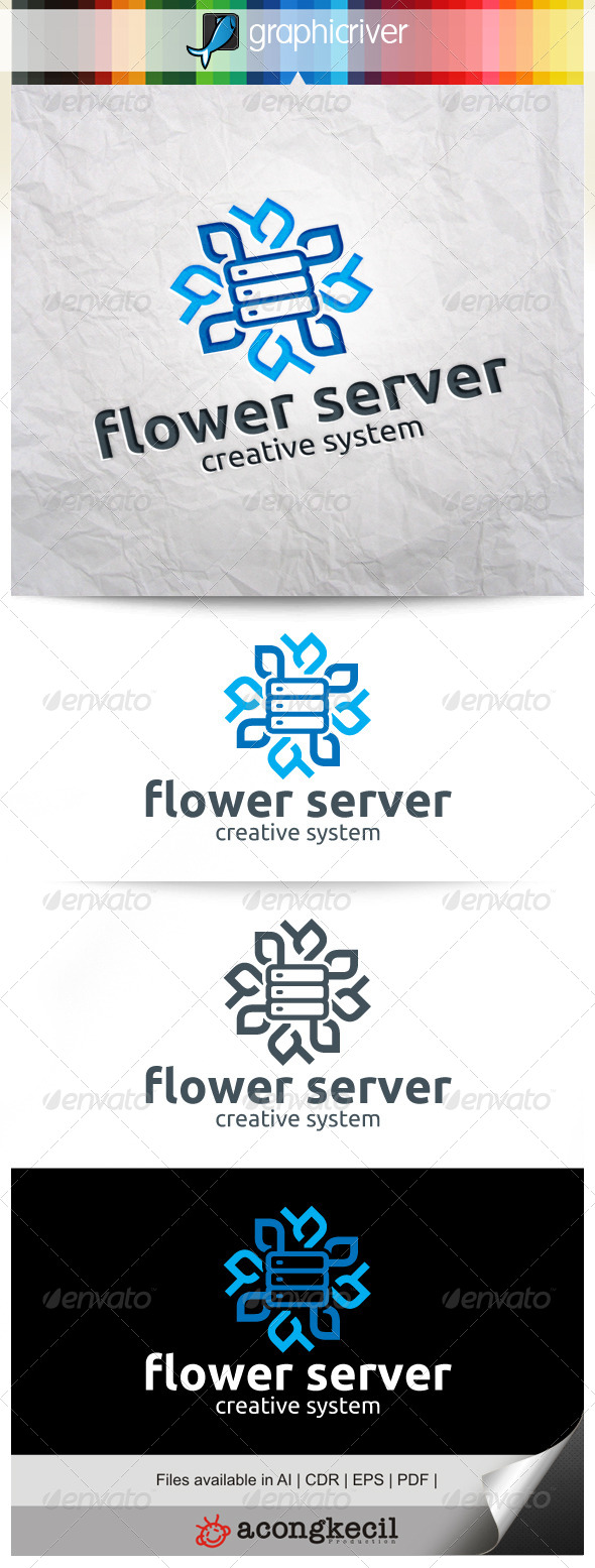 GraphicRiver Flower Server V.2 8315007