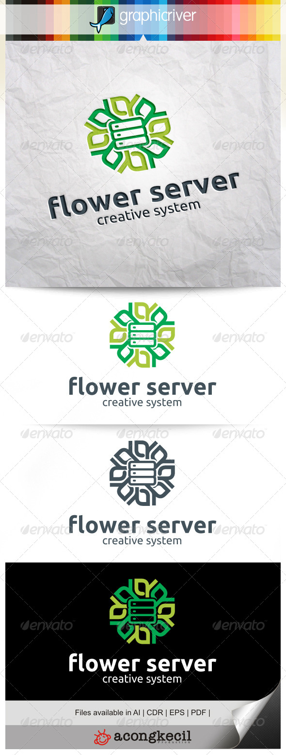 GraphicRiver Flower Server V.3 8315009