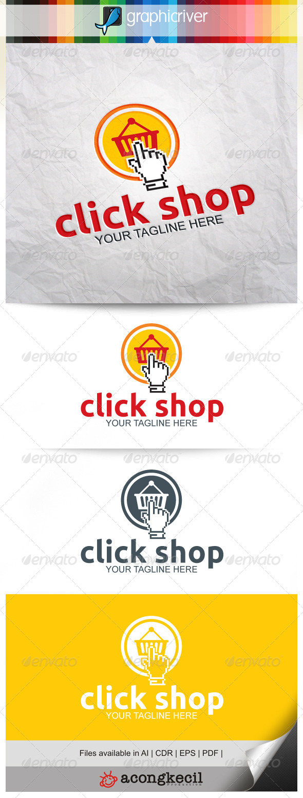 GraphicRiver Click Shop V.2 8315093