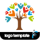 People Tree Logo - GraphicRiver Item for Sale