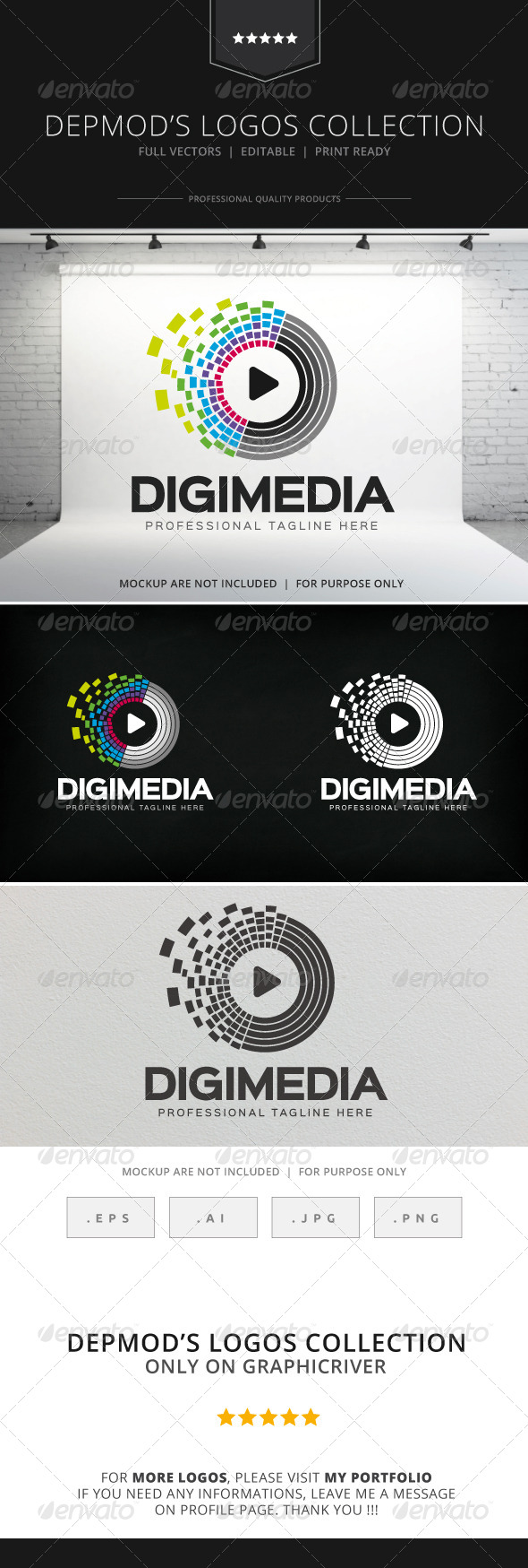 GraphicRiver Digimedia Logo 8315768