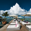 Luxury poolside jetty - PhotoDune Item for Sale