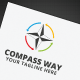 Compass Way Logo - GraphicRiver Item for Sale