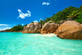 Beautiful beach at Seychelles - PhotoDune Item for Sale