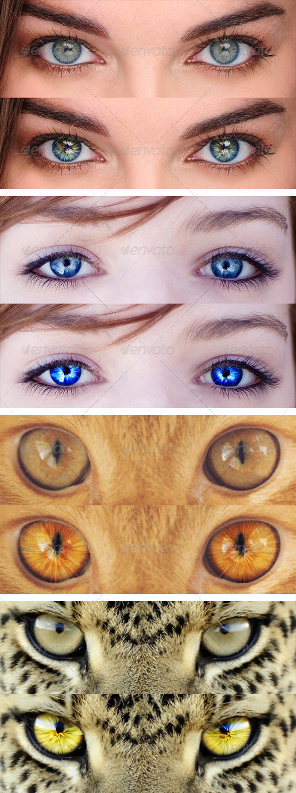 GraphicRiver Radial Eyes 8316203