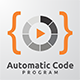 Automatic Code Logo - GraphicRiver Item for Sale