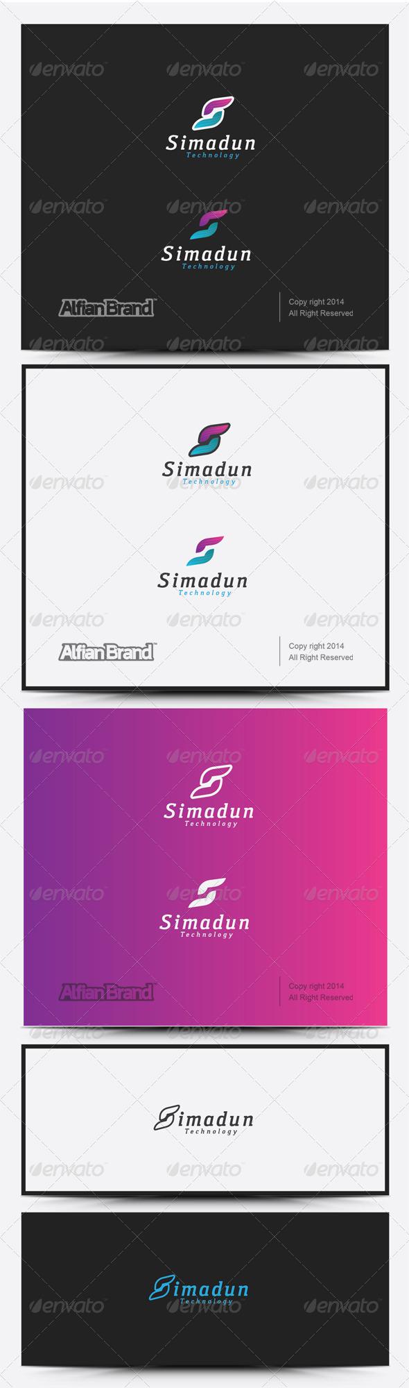 GraphicRiver Letter S logo 8317880