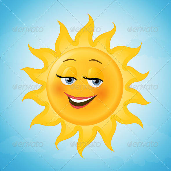 GraphicRiver Sun 8317957